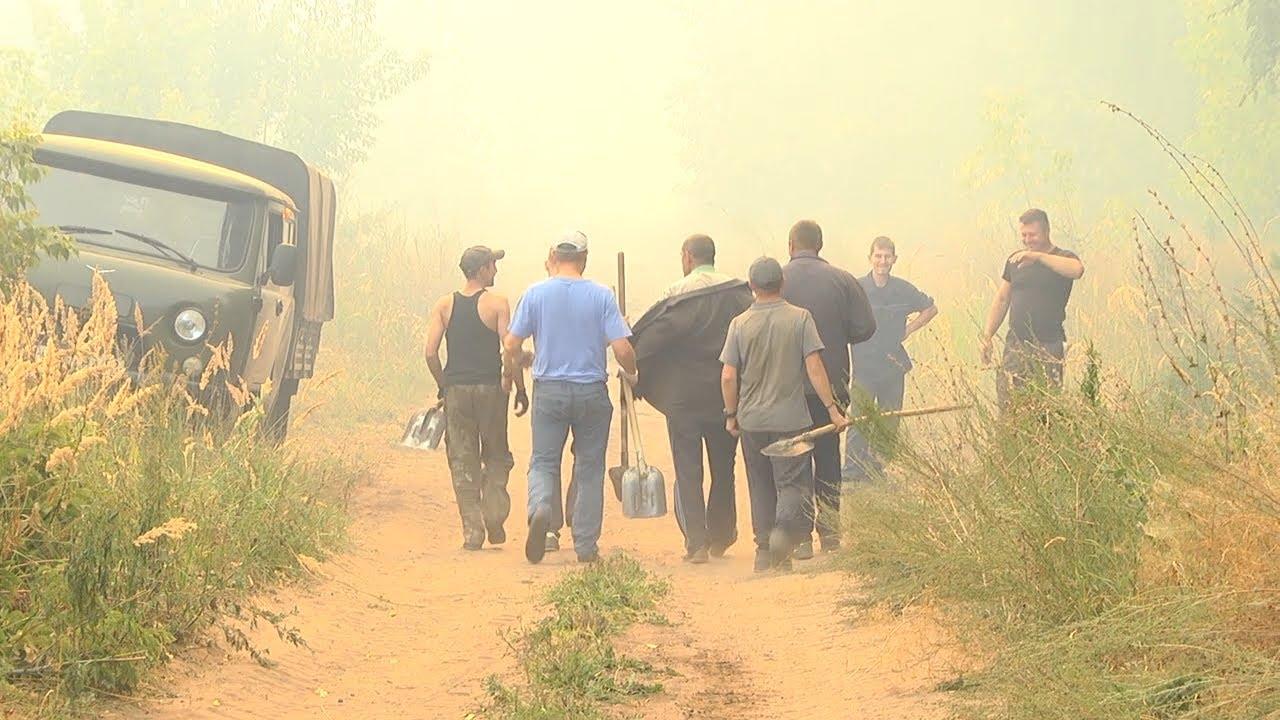 Проблема водоснабжения сёл, 250 га леса сгорело в регионе, бесплатная реабилитация после ковида