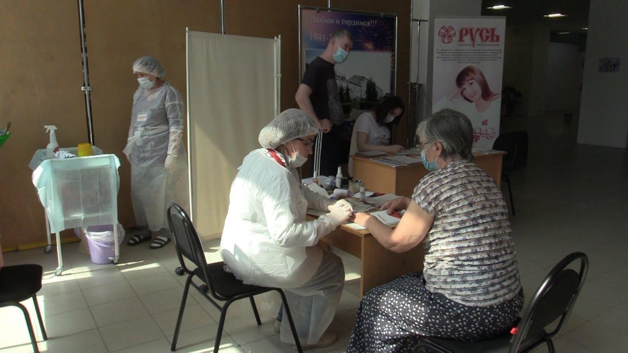 Носите маски и делайте прививки. Уровень заболеваемости covid-19 в Ульяновской области растет