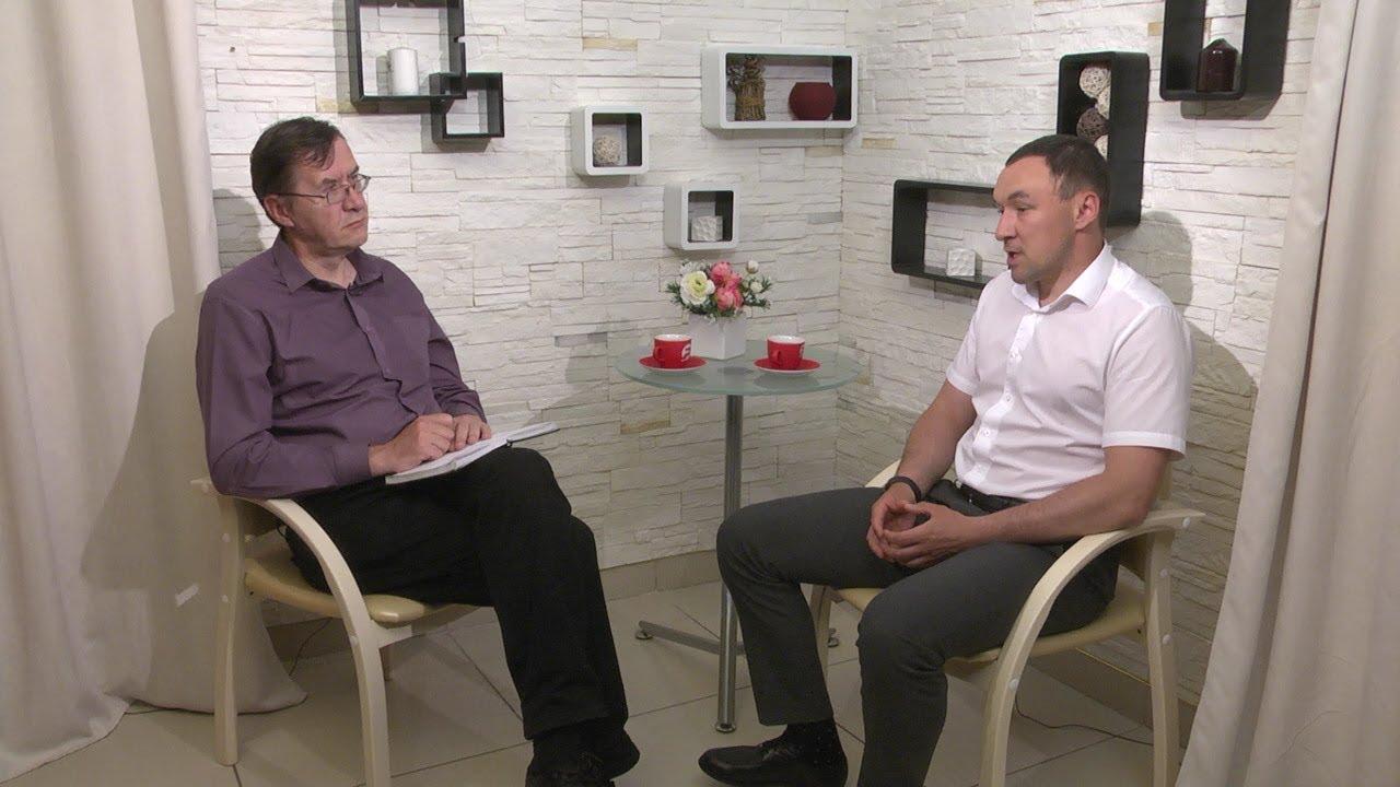 Разговор. Рамиль Егоров: Трачу силы на объединение людей…