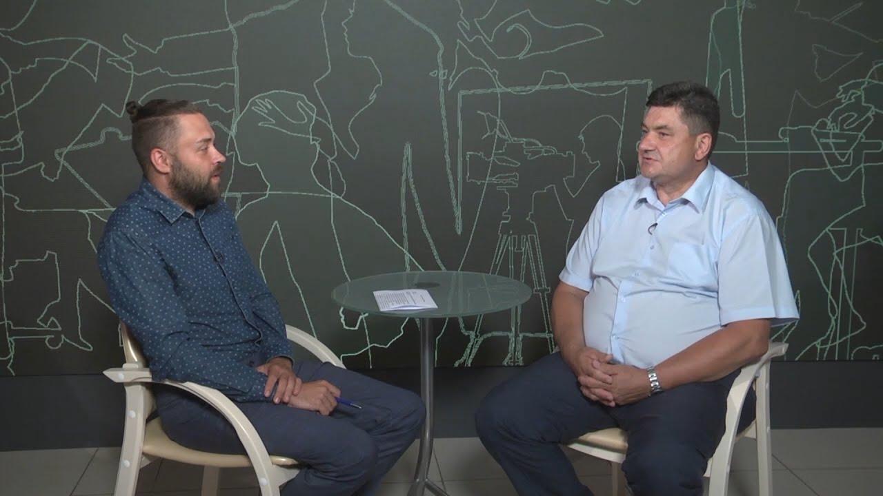 Работа. Александр Черепан: о газификации сёл, водоснабжении в регионе, благоустройстве и ТБО