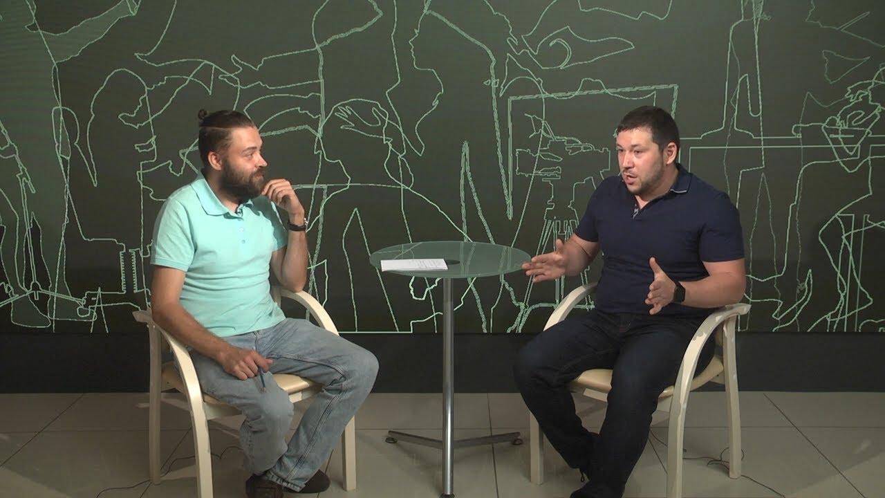 Работа. Руслан Хайров: о теме ЖКХ, и о важности общественного контроля