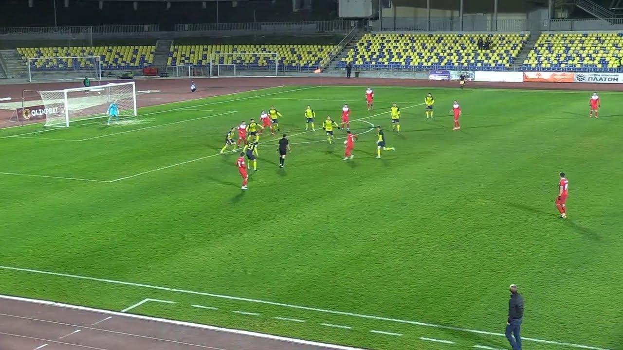 Закрепились в лидерах. Победой над «Спартаком» «Волга» завершила первый круг чемпионата страны